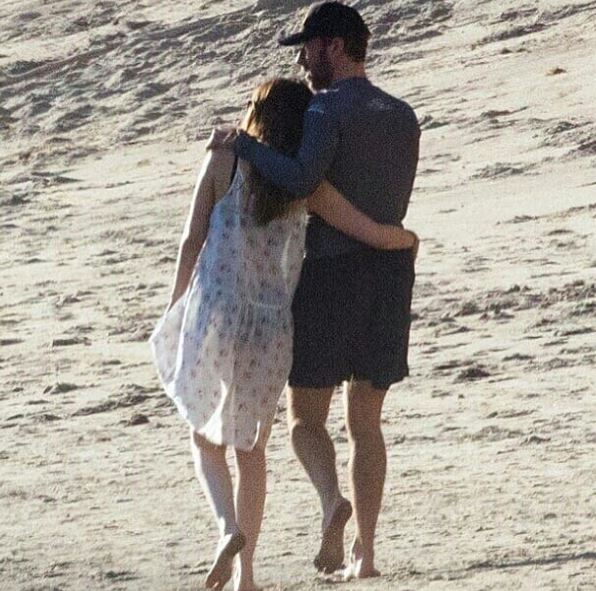 Dakota Johnson and Chris Martin