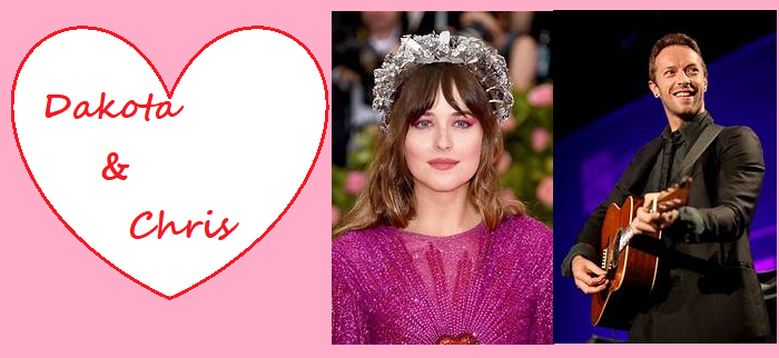 Dakota Johnson is currently in a romantic relationship with Chris Martin
