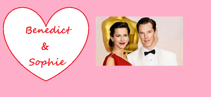 Benedict Cumberbatch is married to Sophie Hunter