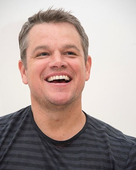 Matt Damon Age, Height, Movies, Family, Net Worth
